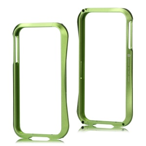 Deff Cleave Metal Blade Bumper Frame Case for iPhone 4 4S - Green