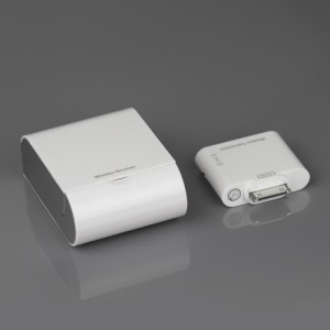 Wireless AV Transmitter Box for iPad 2 iPad iPhone 4S 4 3GS 3G iPod Touch