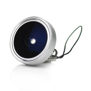 185 Degree Super Fish-Eye Lens Magnetic Mount for iPhone 4 4S iPad 2