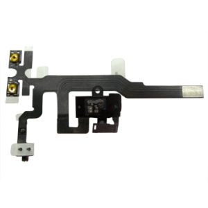 Original iPhone 4S Earphone Audio Jack Flex Cable Replacement Black