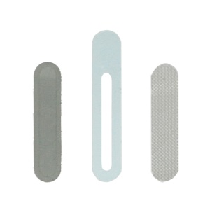 Anti-Dust Mesh and Sticker for iPhone 4S Speaker Earpiece