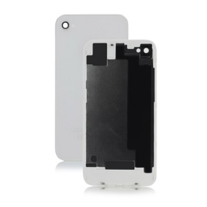 iPhone 4S Back Housing Rear Cover Replacement Parts Original - White