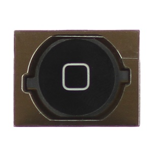 iPhone 4S Home Button with Rubber Pad Original
