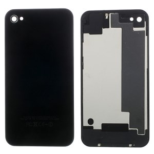 Good Quality Back Cover Housing Replacement for iPhone 4S - Black