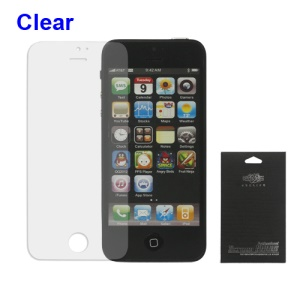 Clear LCD Screen Protection Film for iPhone 5