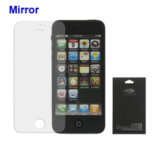 Mirror LCD Screen Protector Guard for iPhone 5
