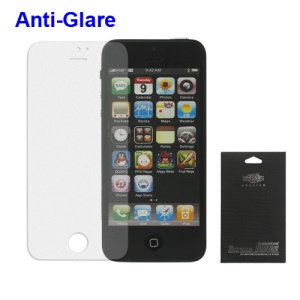 Anti-glare LCD Screen Guard Film for iPhone 5