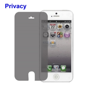 180 Degree Privacy Screen Protector Guard Film for iPhone 5