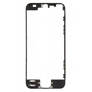 Touch Screen Bezel Mounting Frame Replacement for iPhone 5 - Black