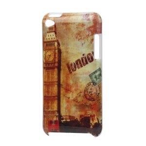 London Big Ben Hard Case Cover for iPod Touch 4 4th 4G