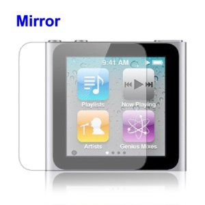 Mirror Screen Protector Guard for iPod Nano 6th
