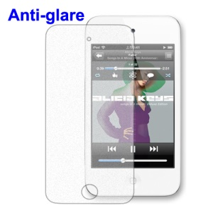 Anti-Glare Screen Protector Guard for iPod Touch 4