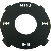 Plastic Touch Click Wheel for iPod Nano 1st
