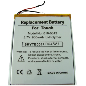 Battery Replacement for iPod Touch iTouch 1st Gen