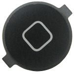 Plastic Home Button Replacement for iPod Touch 2 2nd