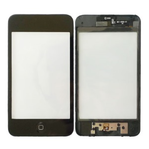 iPod Touch 3rd Gen Touch Screen Digitizer Assembly Part w/Chassis Home Button