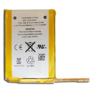 Battery Replacement for iPod Touch 4th Generation