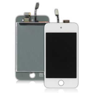 iPod Touch 4 4th LCD Screen Assembly w/ Touch Screen Digitizer - White
