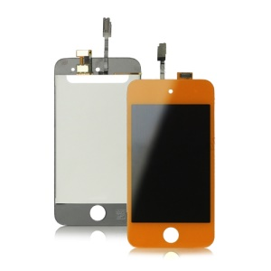 iPod Touch 4 4th LCD Assembly with Digitizer Touch Screen - Orange