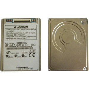 Hard Drive Replacement for iPod Video 60GB