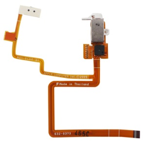 Audio Jack Flex Cable for iPod Video 30GB - White