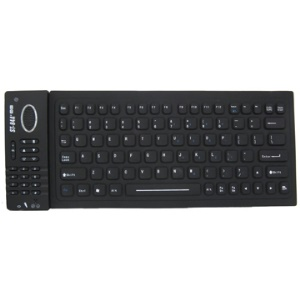 84A+keys Keyboard pluggable USB + PS2 Interface