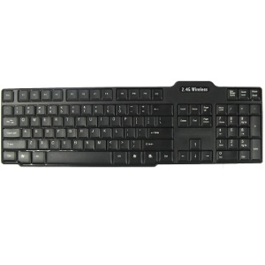 2.4 GHz Wireless ultra-thin keyboard mouse combos