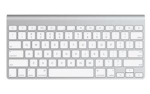 MC184CH Slim OEM Apple Wireless Aluminum Keyboard for Mac iPad