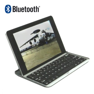 Slim Aluminum Wireless Metal Bluetooth Keyboard for ASUS Google Nexus 7