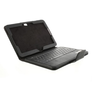 Detachable Bluetooth Keyboard Leather Cover for Samsung ATIV Tab 3 XE300TZC