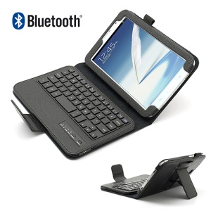 Removable Wireless Bluetooth Keyboard PU Leather Stand Case for Samsung Galaxy Note 8.0 N5100 N5110
