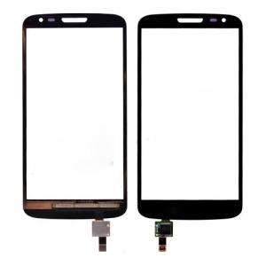 OEM Touch Screen Digitizer Repair Part for LG G2 Mini D620 - Black