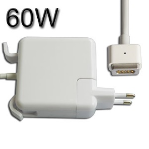 60W AC Adapter Power Charger Supply for Apple Mac A1184 ,EU Plug