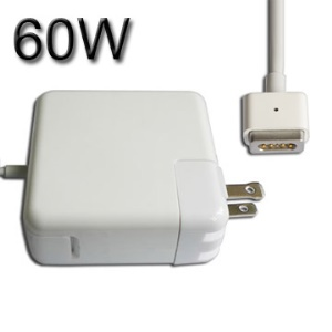 60W AC Adapter Power Charger Supply for Apple Mac A1184 ,US Plug