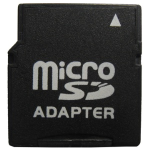 Micro SD/T-Flash to Mini SD Card Adapter