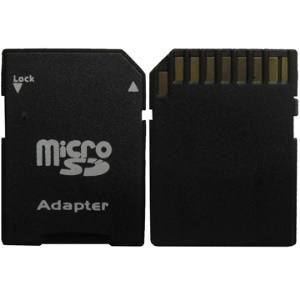 Micro SD/T-Flash Card to SD Adapter