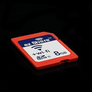 EZ Share 8GB Class 10 Wi-Fi Wireless Camera SDHC Memory Card