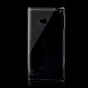 Transparent Crystal Case Cover for Nokia Lumia 720