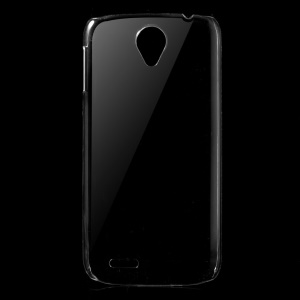 Clear Plastic Crystal Hard Back Case for Lenovo A830