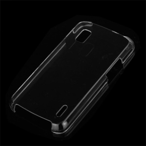 Slim Clear Crystal Case Cover for LG Mako Google Nexus 4 E960