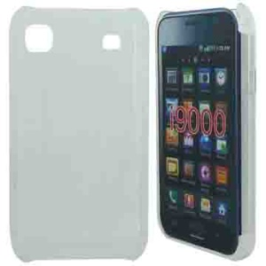 Clear Crystal Case Cover for Samsung Galaxy S i9000/i9001/Vibrant T959/T959V