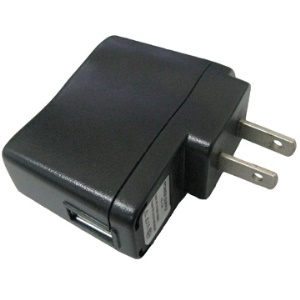 USB Travel Charger Adapter