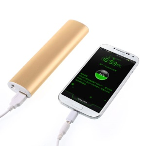 Gold 8000mAh Universal Backup Battery Charger Pack for iPad iPhone Samsung HTC Sony