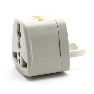 Travel Power Adaptor with AU Socket Plug