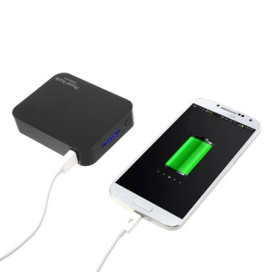 Newonline XP-2015 10400mAh External Battery for iPhone iPod Samsung Sony LG etc - Black