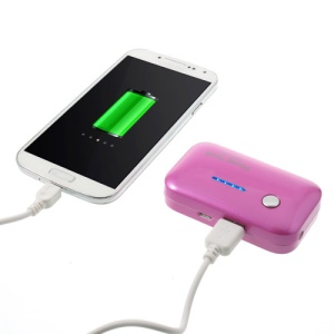 Rose Newonline XP-1005 2600mAh Portable Power Bank for iPhone iPod Samsung HTC LG Sony etc