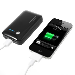 Newonline NE-4S04 7800mAh Power Bank for iPhone iPod Samsung HTC LG Sony etc - Black