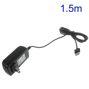 AC Wall Travel Charger Cable for ASUS Vivo Tab TF600 TF600T TF701 TF701T TF810 TF810C - US Plug