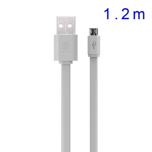 Nillkin High Speed Micro USB Sync Charging Cable for Samsung HTC LG Nokia Huawei Etc - Grey