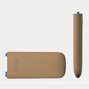 Lepow U-Stone 12000mAh 2.1A External Battery with Hidden USB Cable - Khaki
